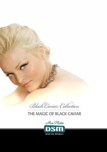DSM Black caviar collection